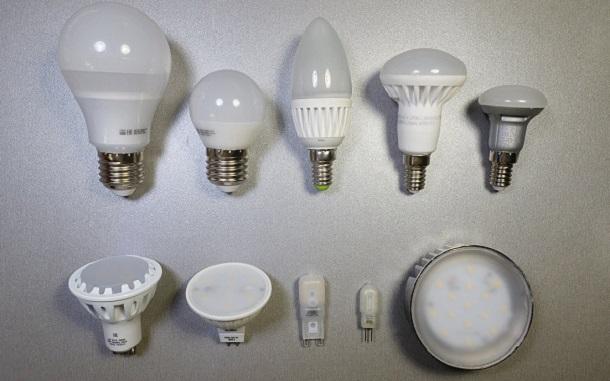 Какие лампы подходят для дома
