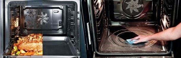 Другие системы очистки духовки