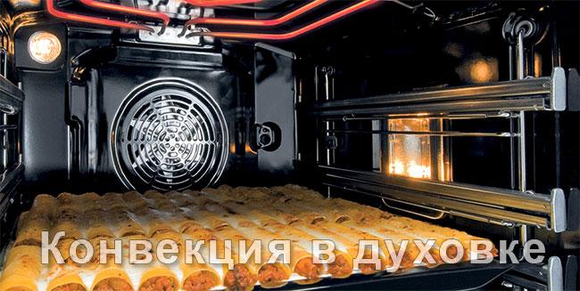 Конвекция в духовке