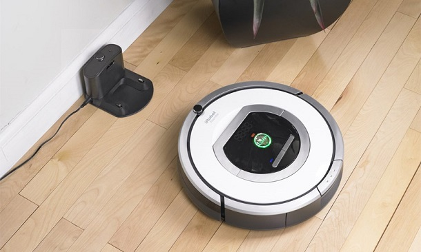 Автоматический пылесос для дома