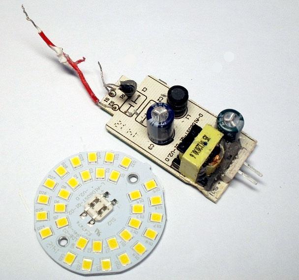 Ремонт led ламп