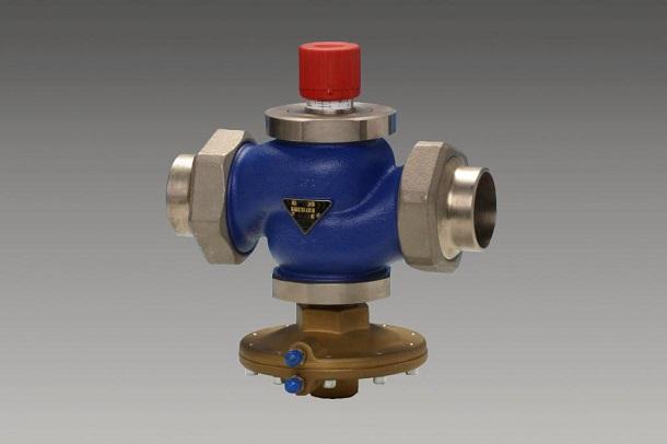Клапан регулировки давления воды