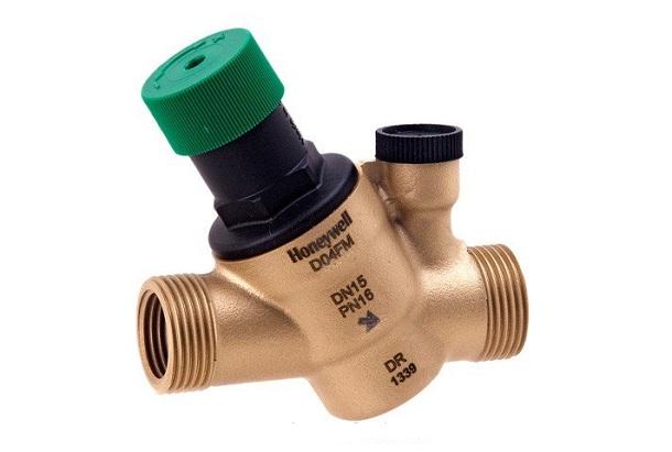 Редуктор давления воды Honeywell