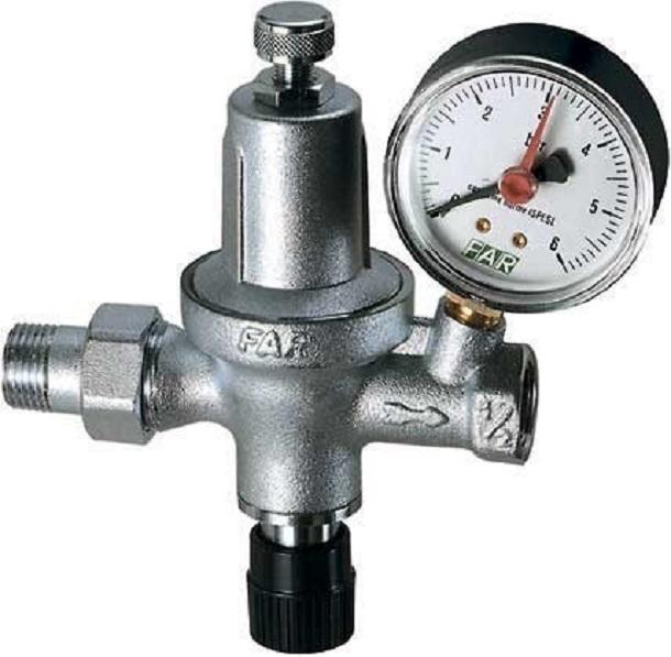 Регулятор давления воды Far