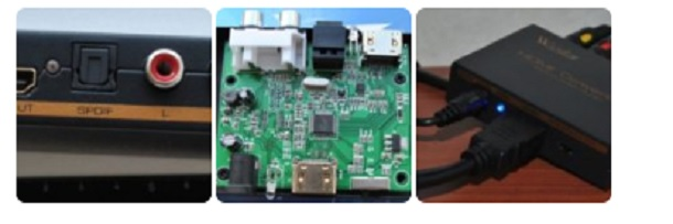 HDMI разъем распиновка