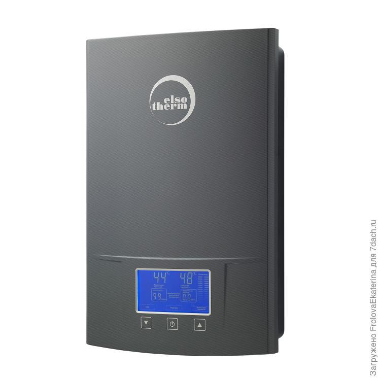 Проточный водонагреватель электрический для дачи
