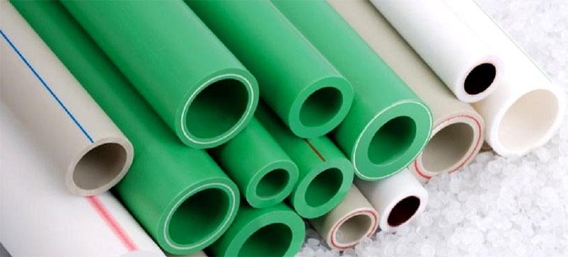 Трубы полипропиленовые для холодного и горячего водоснабжения