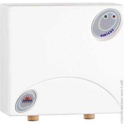 Обогреватель воды настенный электрический для ванной