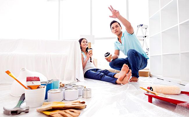 Последовательность ремонта в квартире в новостройке